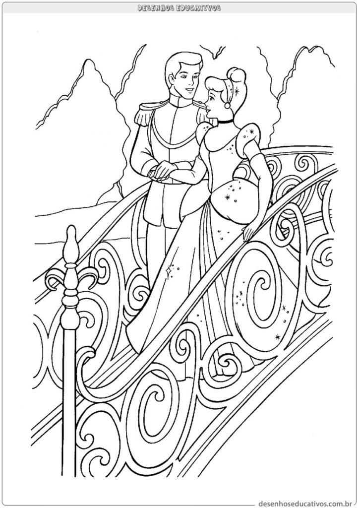 Cinderela com Príncipe