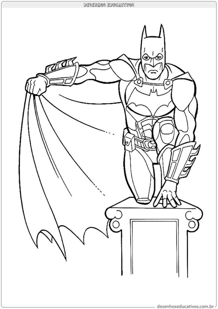 Desenhos do Batman