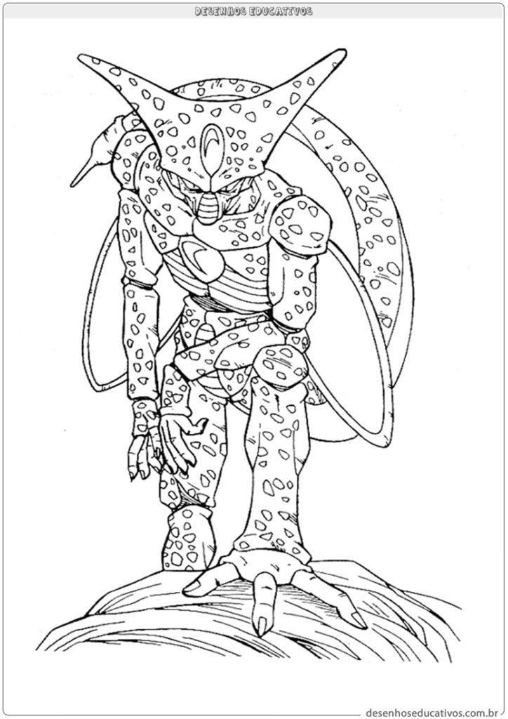 Dragon ball z desenhos