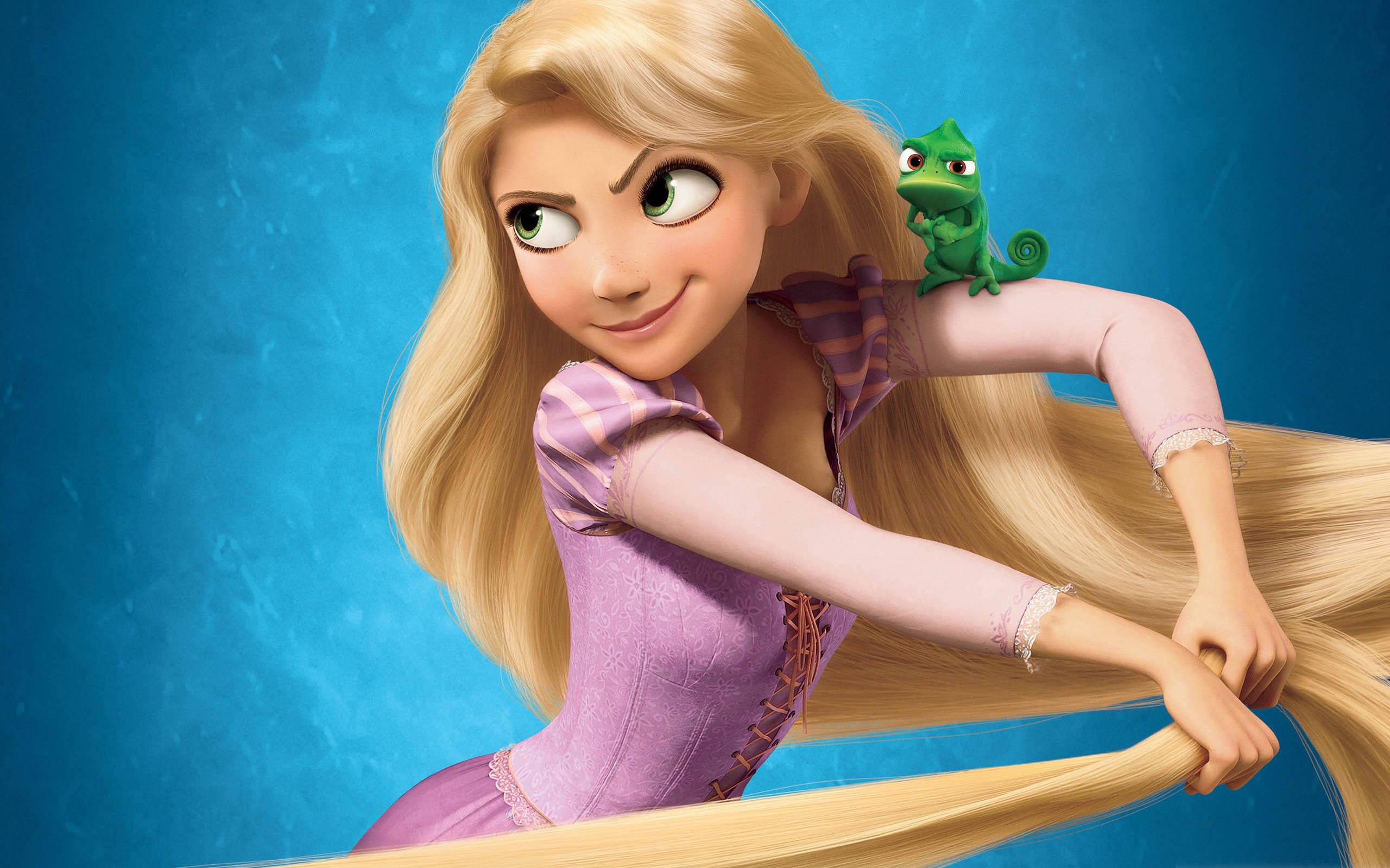 Rapunzel capa